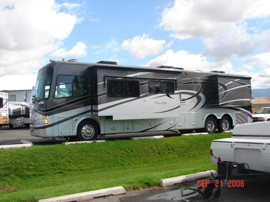 2007 Tiffin Motorhomes ALLEGRO BUS 42QDP