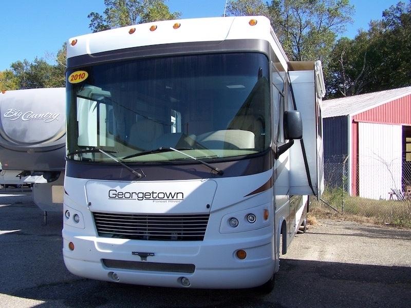 2010 Georgetown 320DS