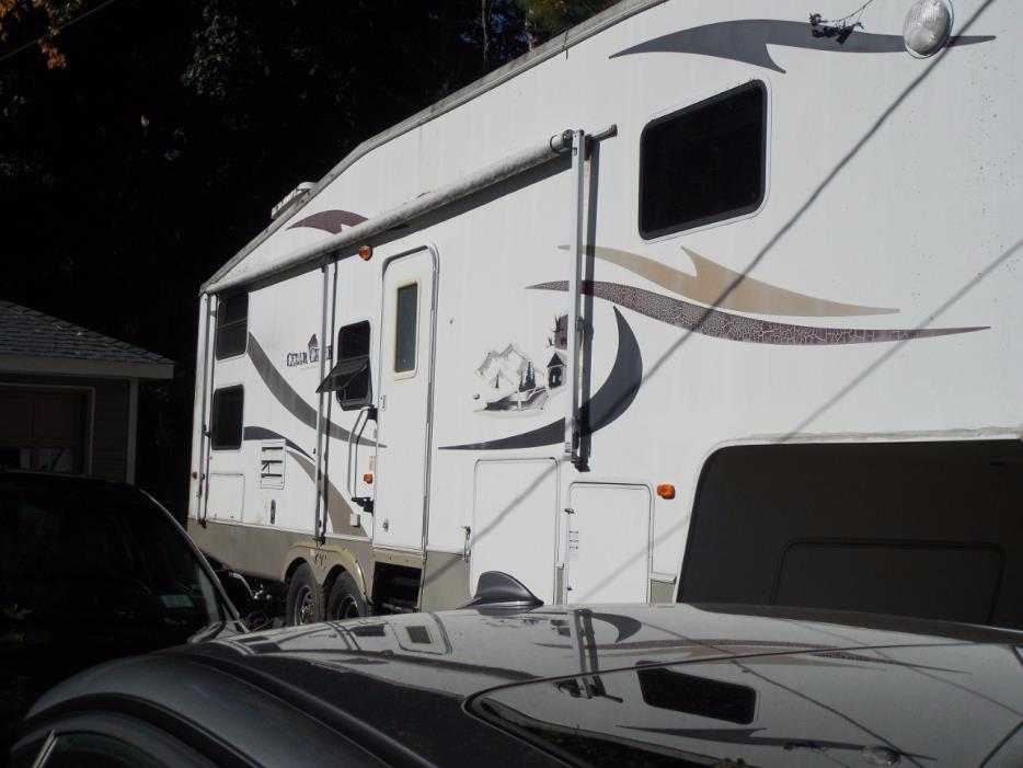 2004 Cedar Creek 5th Wheel Rvs For Sale