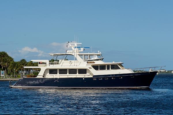 Marlow 78 Explorer Boats For Sale