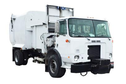 2001 Wayne Curbtender  Garbage Truck