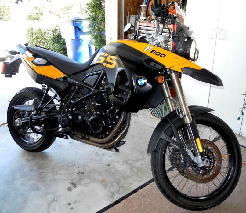 Bmw F800 Gs Motorcycles For Sale In El Cajon, California