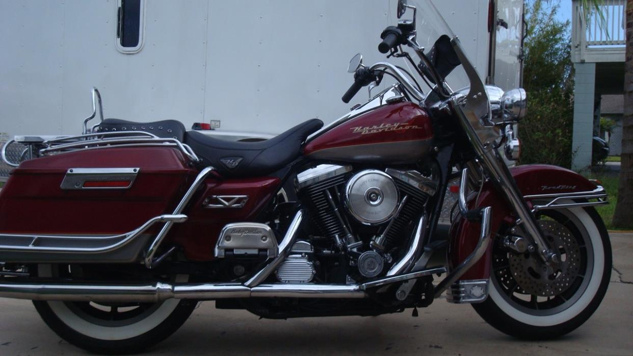 Harley Davidson Road King Classic Motorcycles For Sale In New Smyrna
