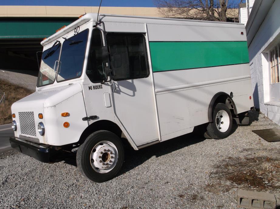 Aluminum Step Van Vehicles For Sale