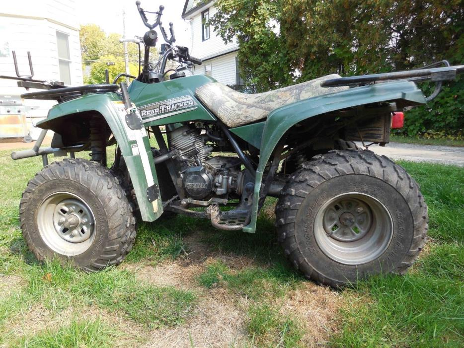 Yamaha bear tracker motorcycles for sale for What year is my yamaha atv