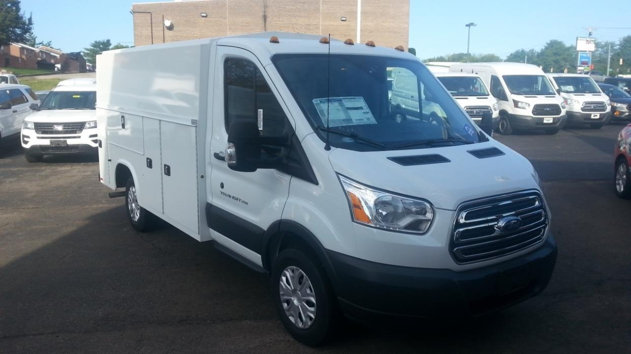 2016 Ford Transit Contractor Truck