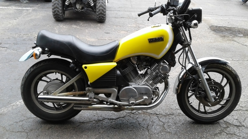 Yamaha Xv920 Motorcycles For Sale