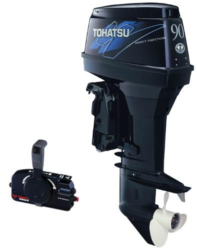 Tohatsu md90c2eptoul boats for sale for Outboard motors for sale maryland