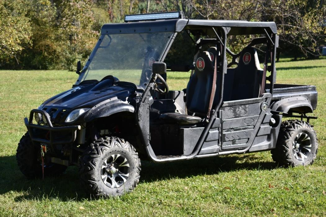 4x4 Utv 4 Seater Motorcycles for sale