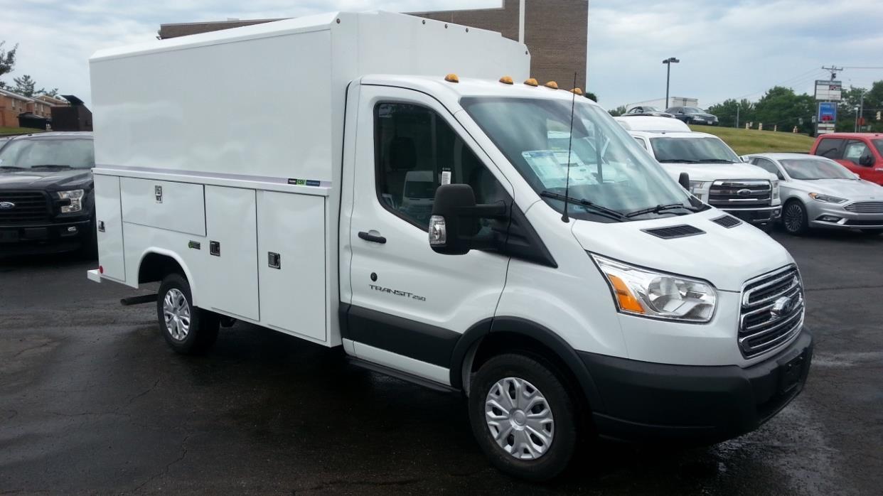 2016 Ford Transit Mechanics Truck