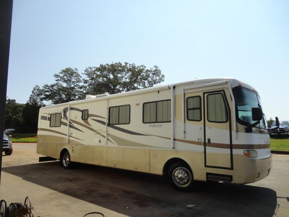 2001 Holiday Rambler ENDEAVOR 40