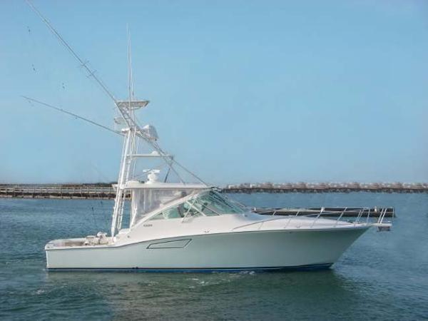 2004 Cabo C12 Cats 40 Express