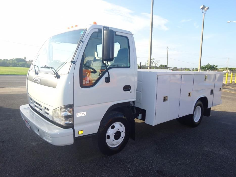 2006 Isuzu Npr Hd Mechanics Truck