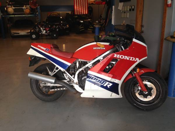 Touring For Sale Rockwall Tx >> 1985 Vf1000r Vehicles For Sale