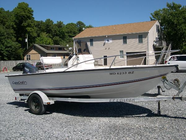 Skiff boats for sale in chester maryland for Outboard motors for sale maryland