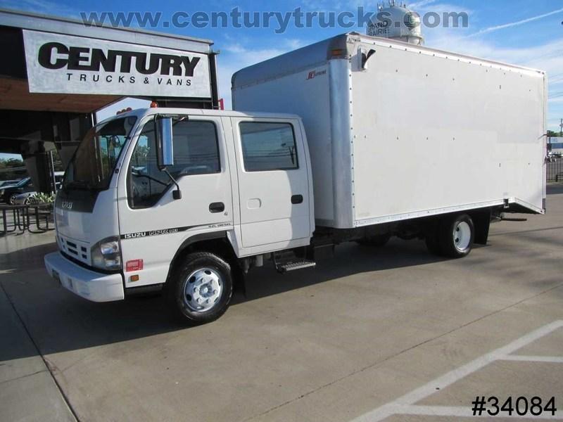 2007 Isuzu Trucks Npr  Box Truck - Straight Truck