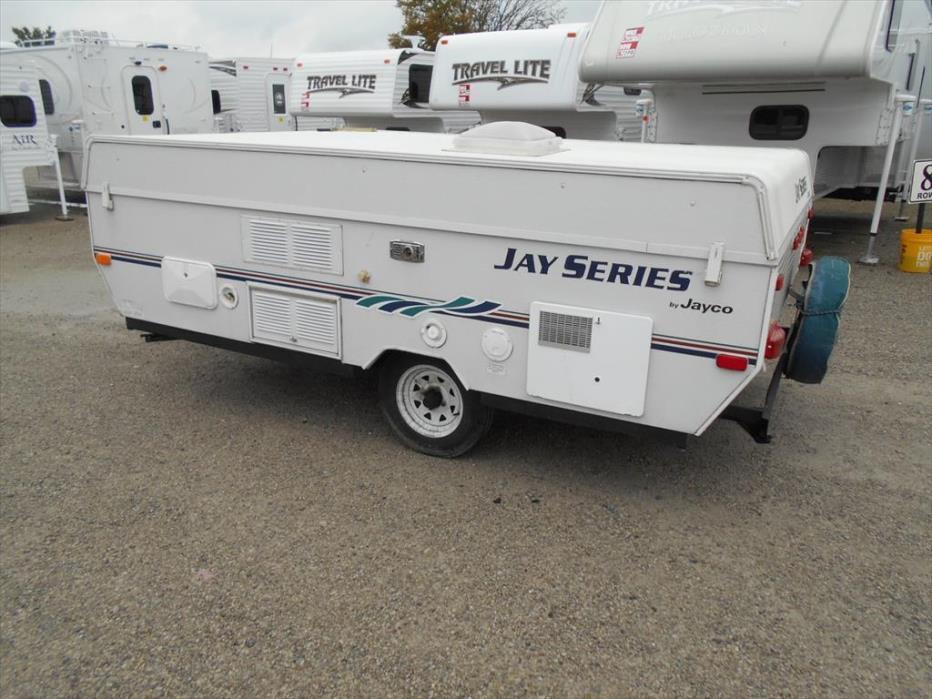 2005 Jayco Jay Series 1007