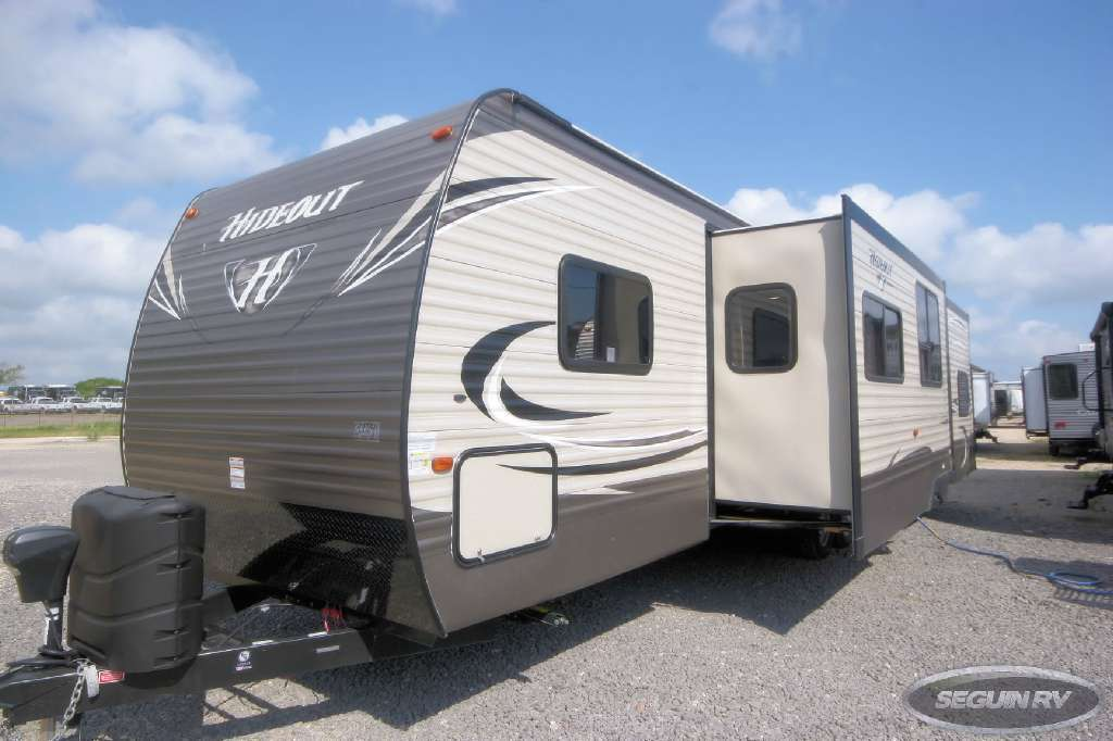 Keystone rv hideout 31rbds travel trailer rvs for sale for Rv room additions
