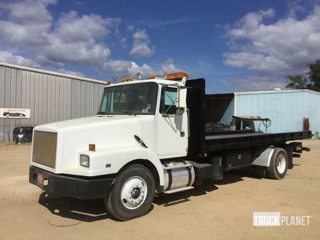 1990 White/Gmc Wg  Wrecker Tow Truck