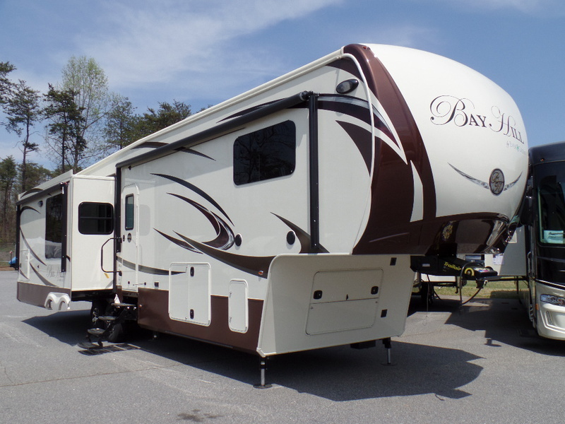 2015 Evergreen Bay Hill 340RK