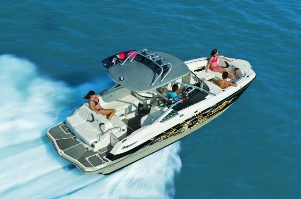 2017 Monterey M6 Sport Boat