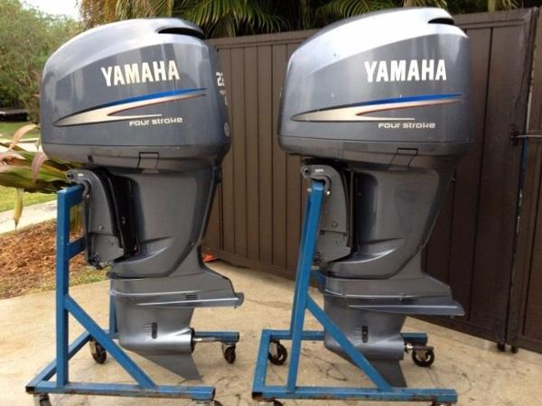 2002 Yamaha Outboards 225hp