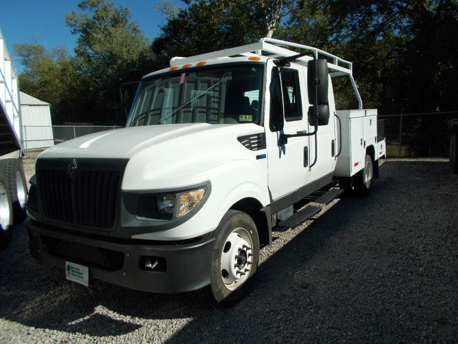 2012 International Terrastar Utility Truck - Service Truck