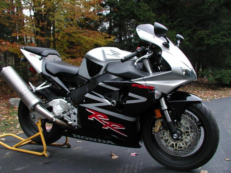 Honda cbr 954rr motorcycles for sale in maine for Honda motorcycle dealers maine