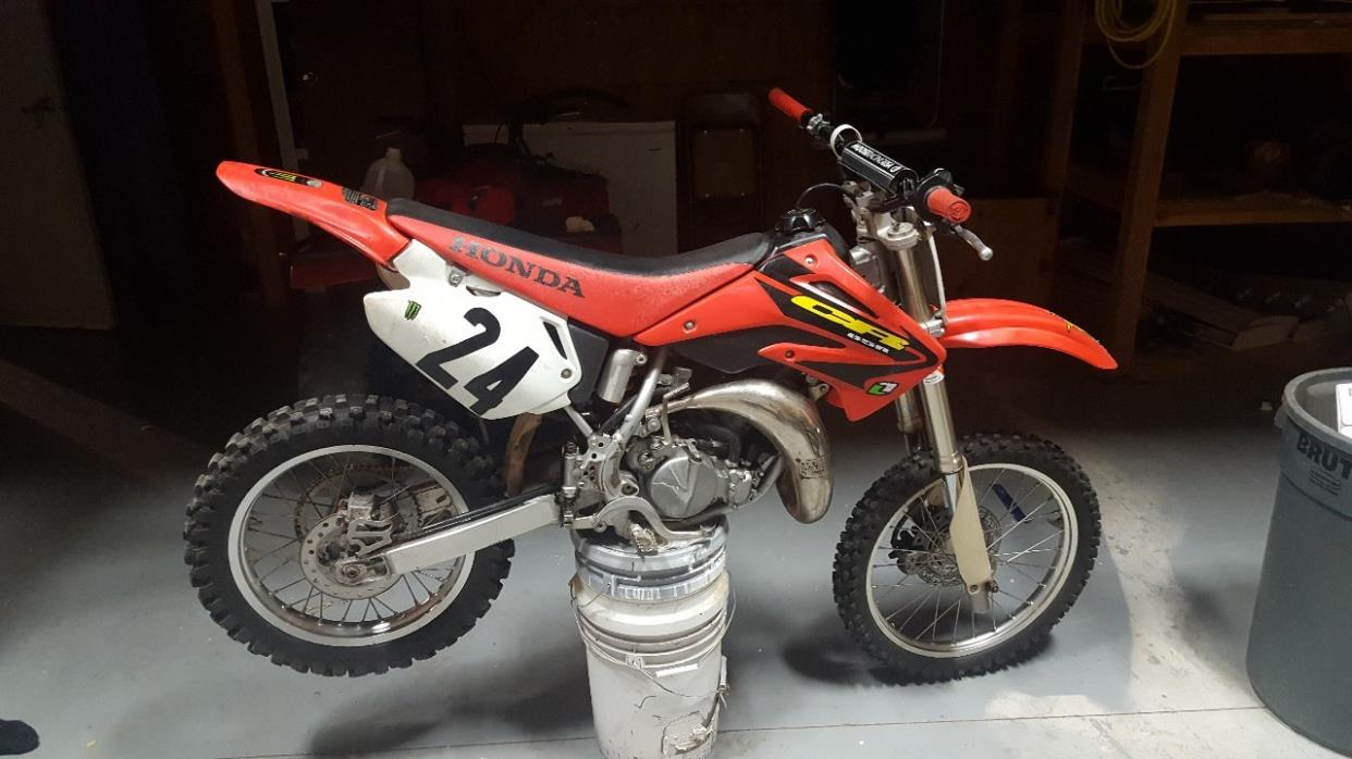 Cr 85 2 Stroke Motorcycles for sale