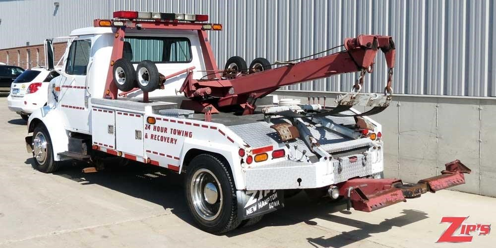 Tow Truck Dolly Vehicles For Sale