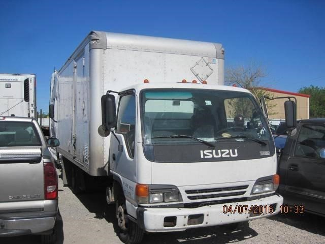 2005 Isuzu Npr Cargo Van