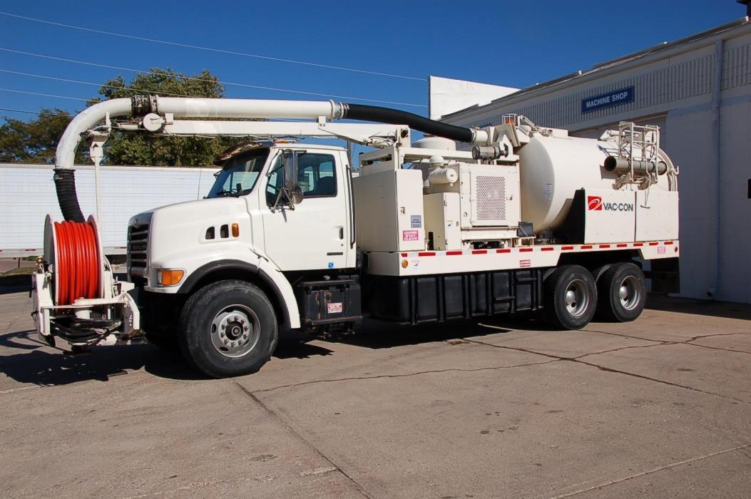 2001 Sterling Acterra Vacuum Truck