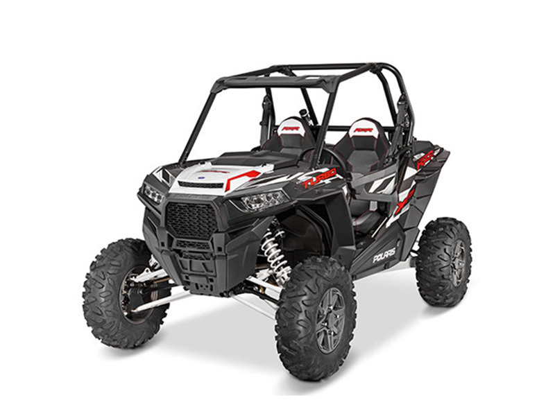 2016 Polaris RZR XP Turbo EPS Graphite Crystal