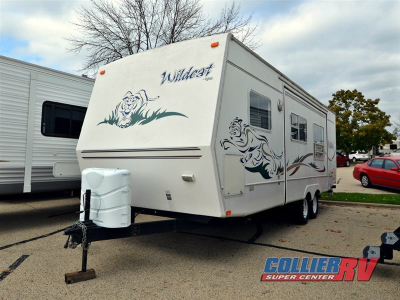 2002 Forest River Rv Wildcat 26FBS