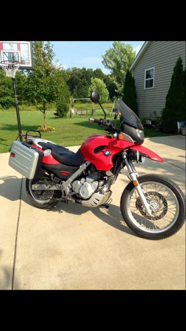 Bmw Columbus Ohio >> 2003 Yamaha Wr250f Motorcycles for sale