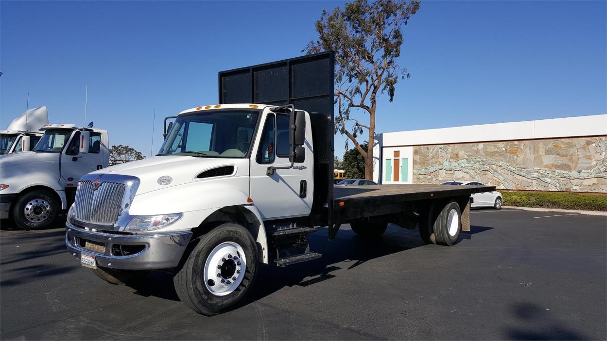 flatbed truck for sale in fresno california. Black Bedroom Furniture Sets. Home Design Ideas