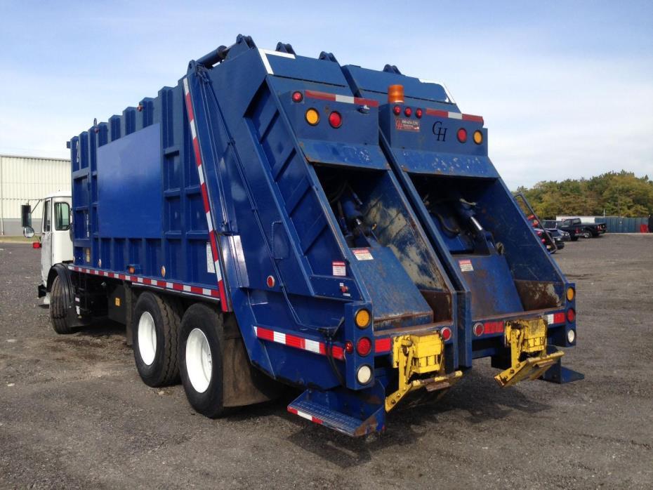 2007 Autocar Wxll42 Garbage Truck