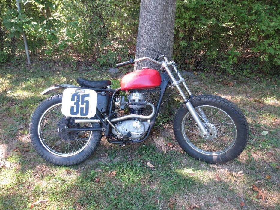 1966 BSA Victor 441