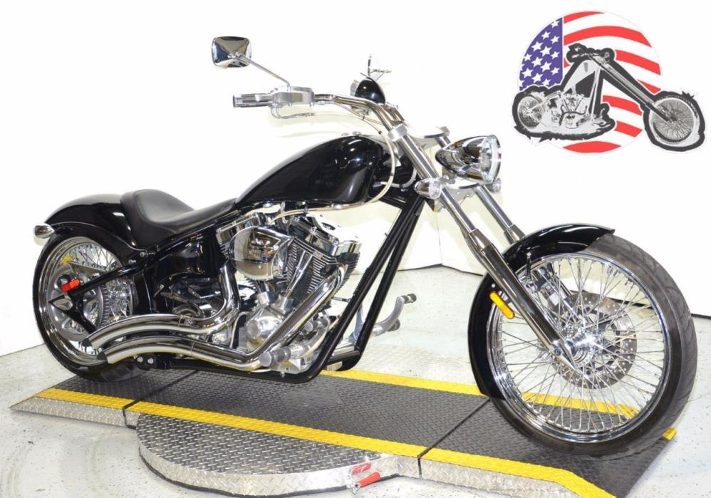 2004 Big Dog Motorcycles RIDGEBACK