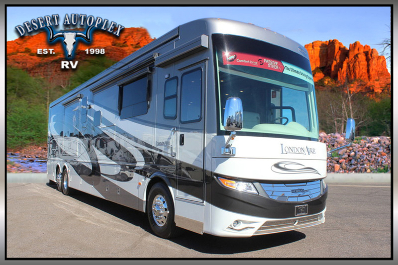 2017 Newmar Diesel London Aire 4519 Class A RV