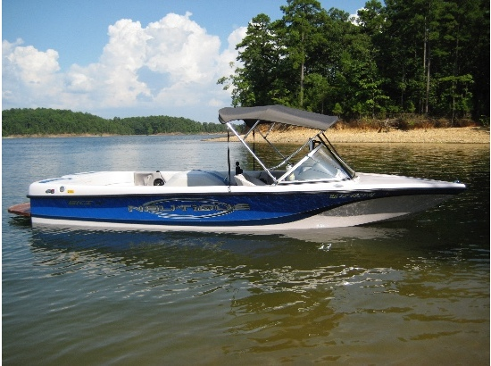 2004 Correct Craft Ski Nautique 196