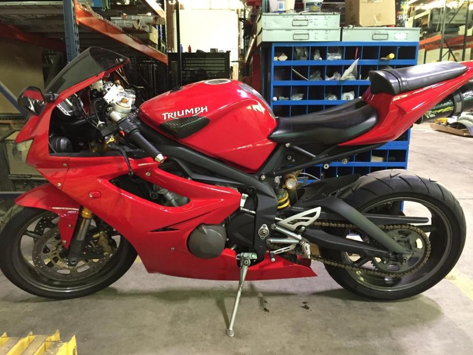 2003 Yamaha WR250F