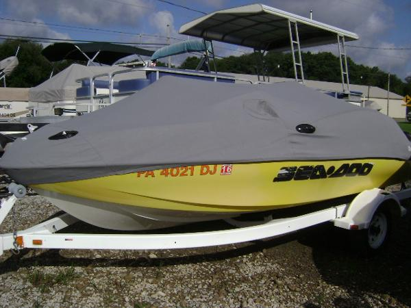 1999 Sea Doo Speedster