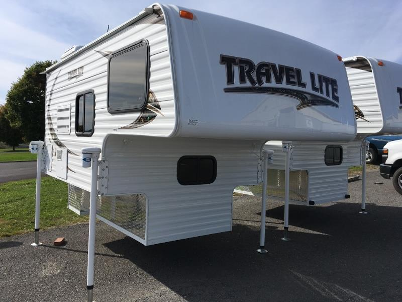 2017 Travel Lite Truck Campers 770RSL