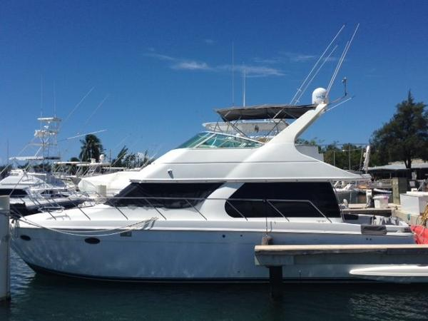 2001 Carver 450 Voyager Pilothouse