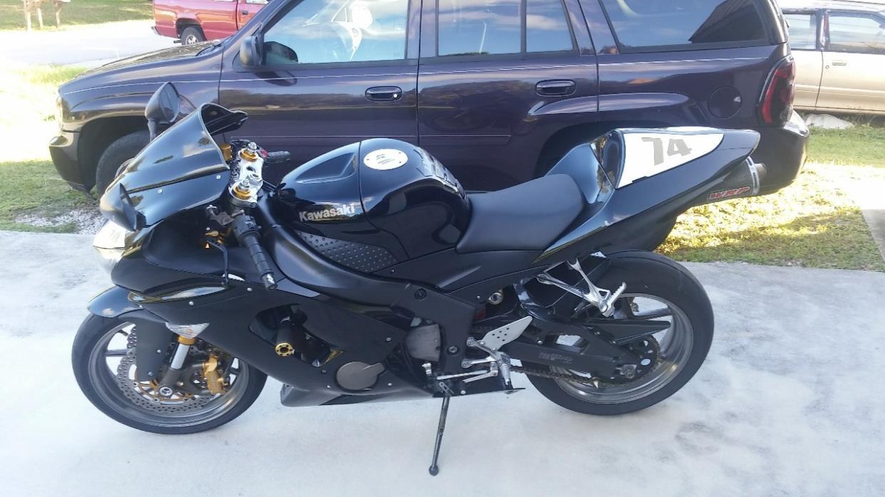 06 Ninja 636 Motorcycles For Sale