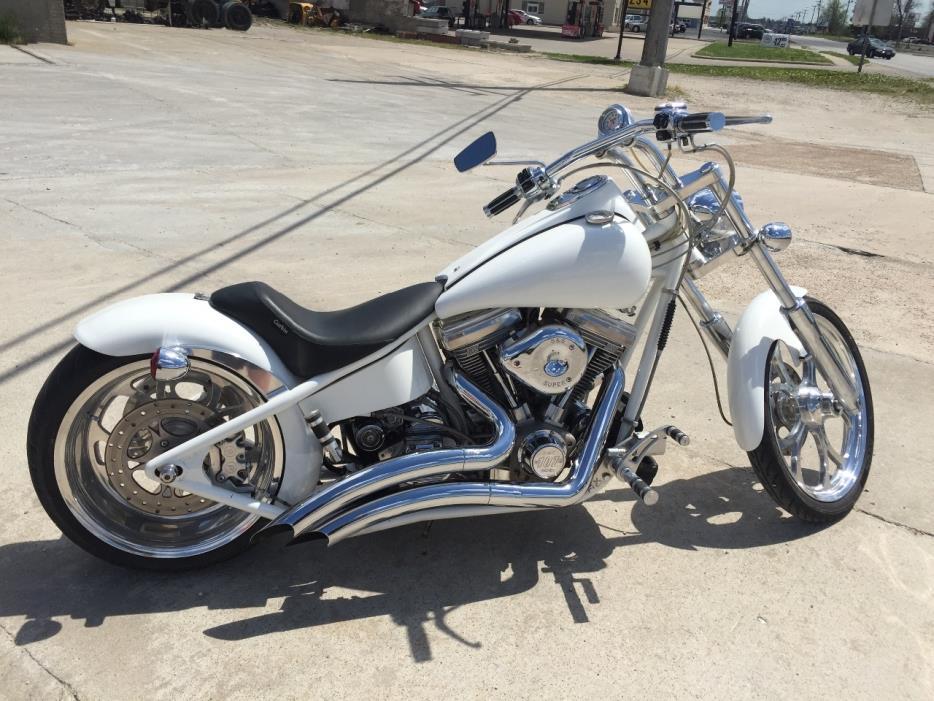 2004 Big Dog Motorcycles RIDGEBACK