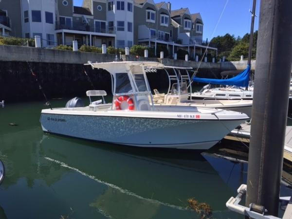 2010 Sailfish 22' CENTER CONSOLE
