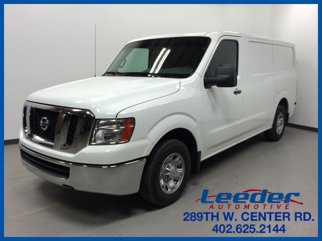 2013 Nissan Nv Cargo Van