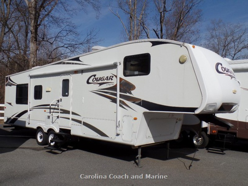 2007 Keystone Rv Cougar 311RLS